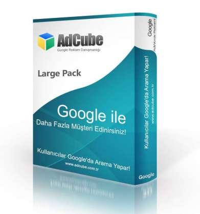 AdCube Large Paket