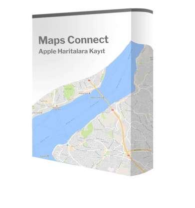 Apple Haritalara Kayıt