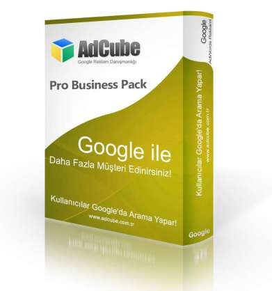 AdCube Pro Business Paket