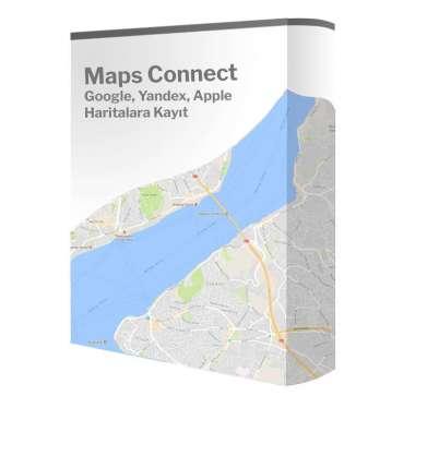 Apple , Yandex , Google Harita Paketi